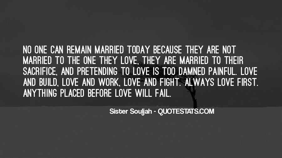 Love Is Not Painful Quotes #280001