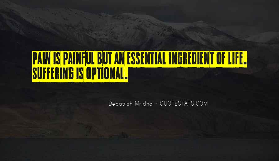 Love Is Not Painful Quotes #82552