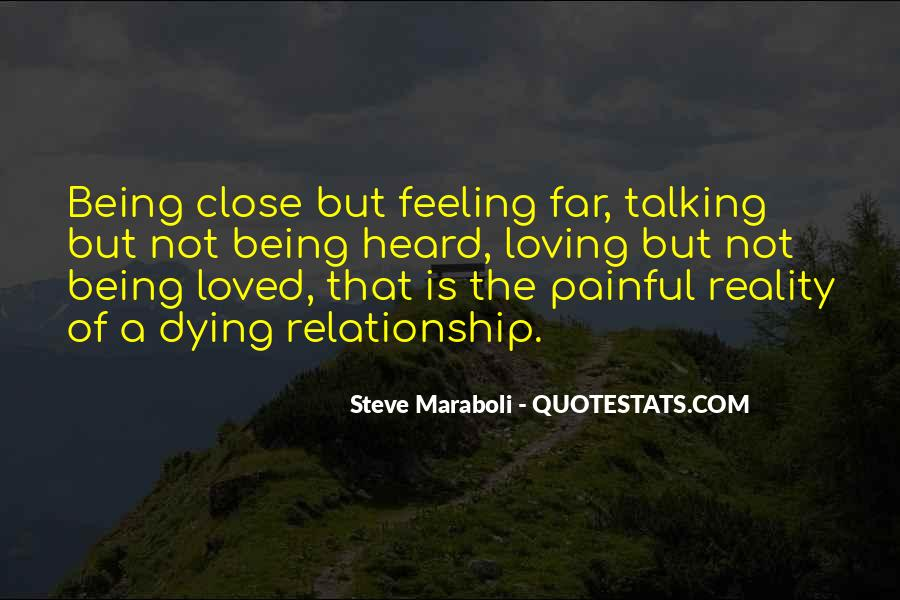 Love Is Not Painful Quotes #930254