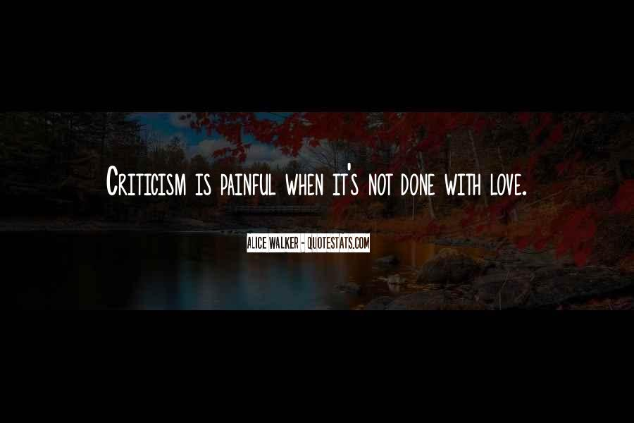 Love Is Not Painful Quotes #949151
