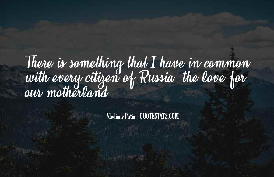 Love Is Something Quotes #101499