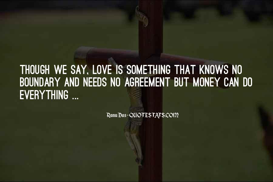 Love Is Something Quotes #55431