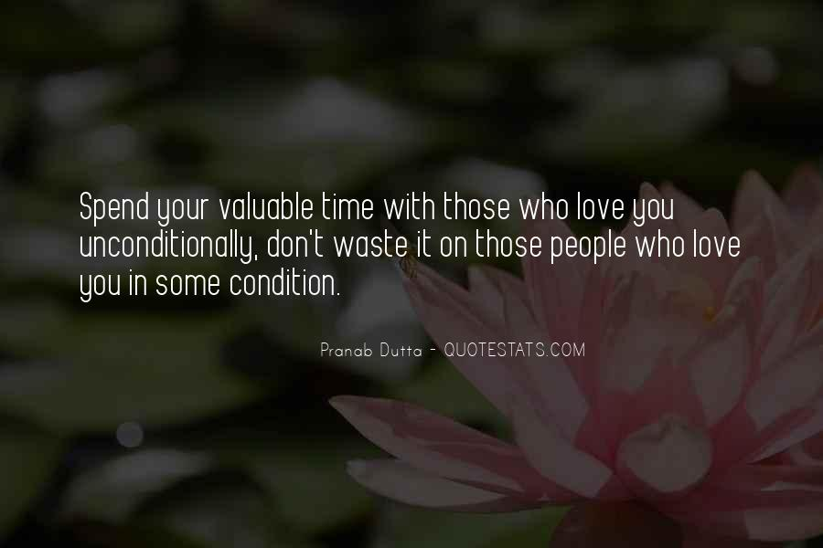 Love Is Such A Waste Of Time Quotes #371627
