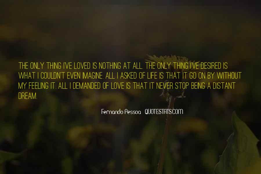 Love Is The Feeling Quotes #145784