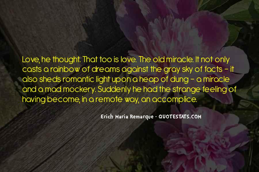 Love Is The Feeling Quotes #215684