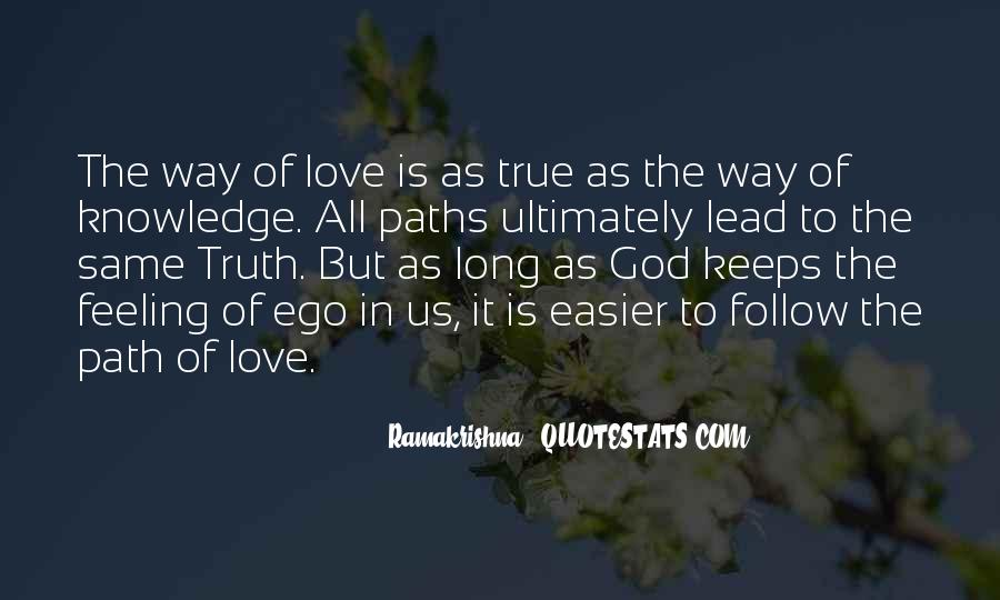 Love Is The Feeling Quotes #326279
