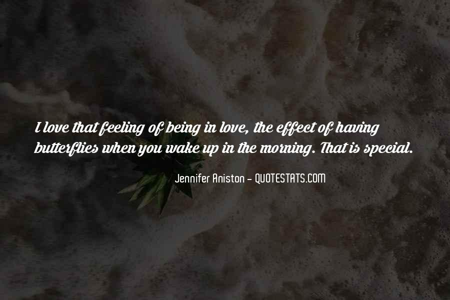 Love Is The Feeling Quotes #38697