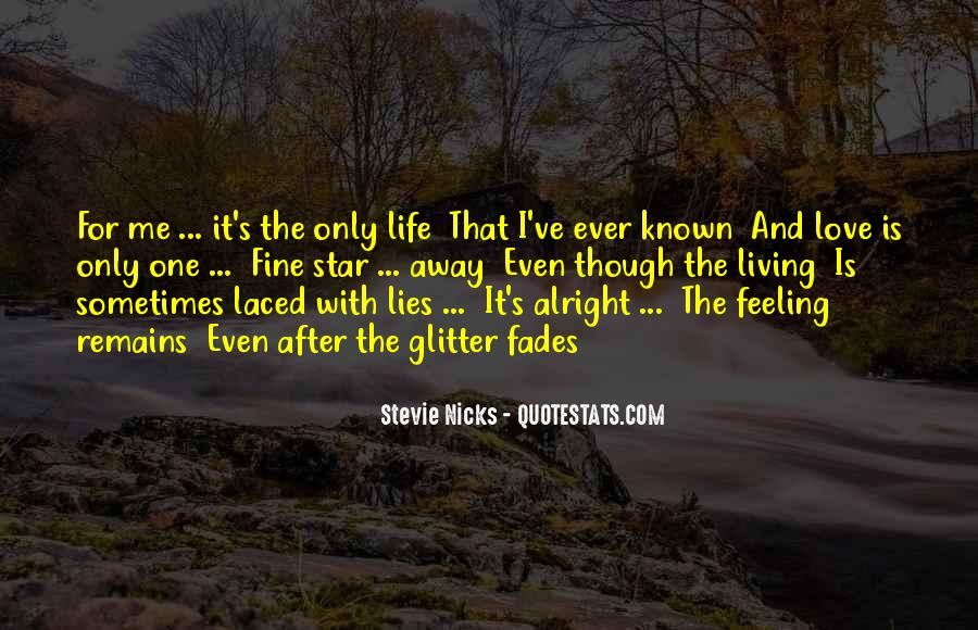 Love Is The Feeling Quotes #400274