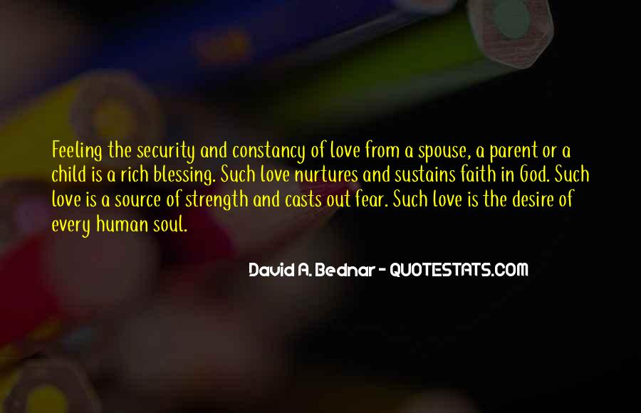 Love Is The Feeling Quotes #401394
