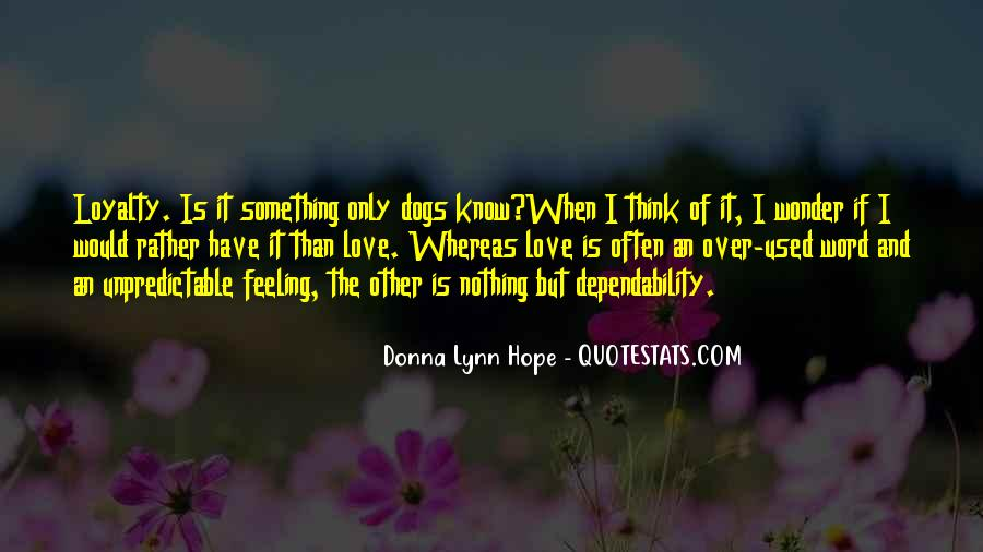 Love Is The Feeling Quotes #404140