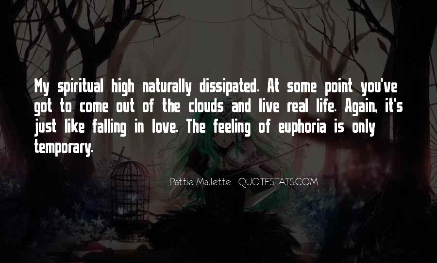 Love Is The Feeling Quotes #46587