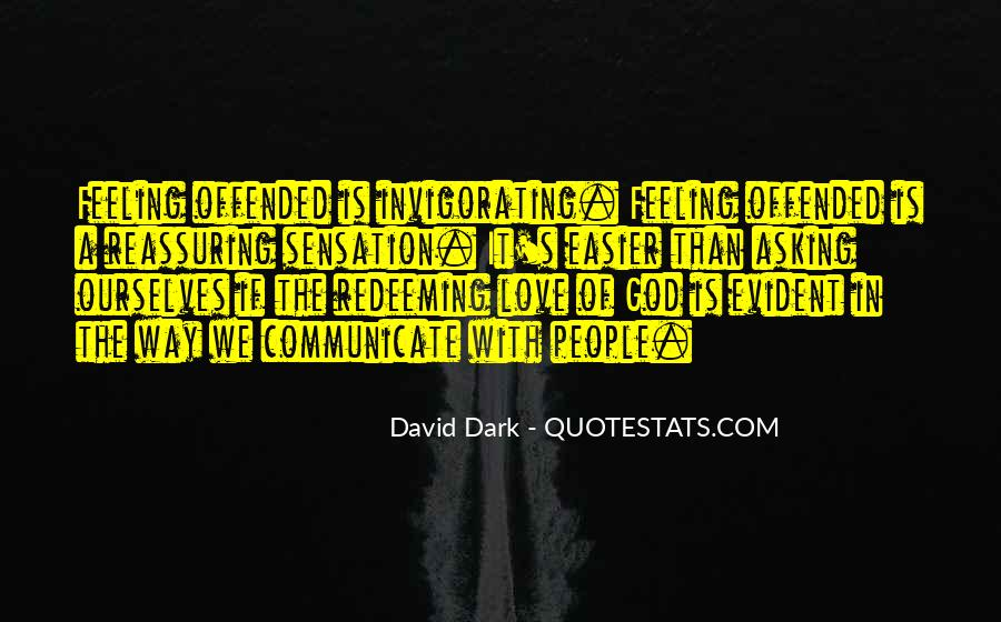 Love Is The Feeling Quotes #5102