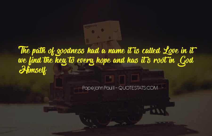 Love Is The Key Quotes #1045583