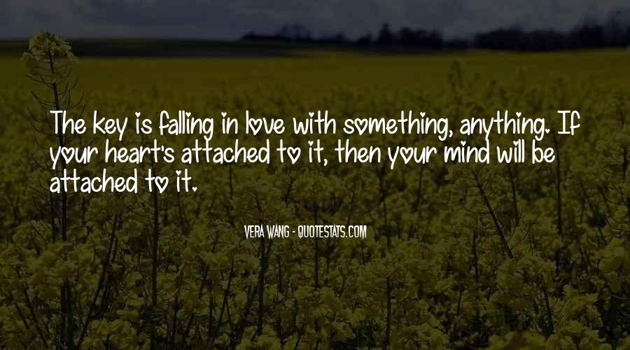 Love Is The Key Quotes #309348