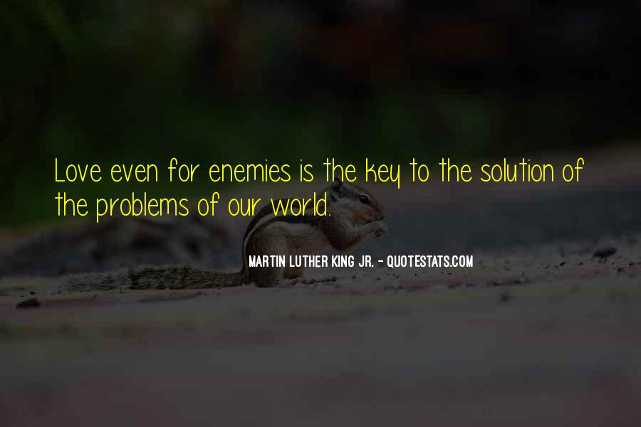 Love Is The Key Quotes #445061