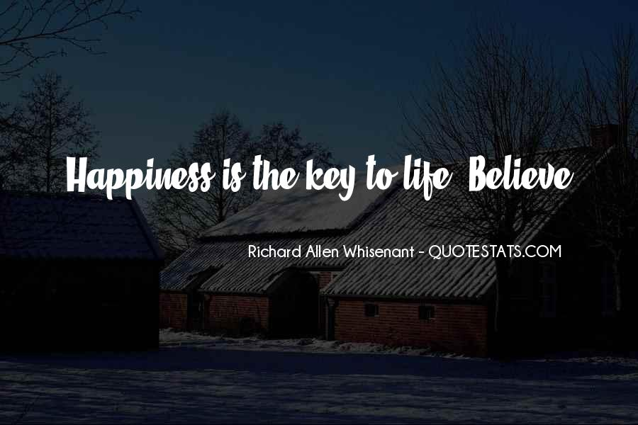 Love Is The Key Quotes #695956