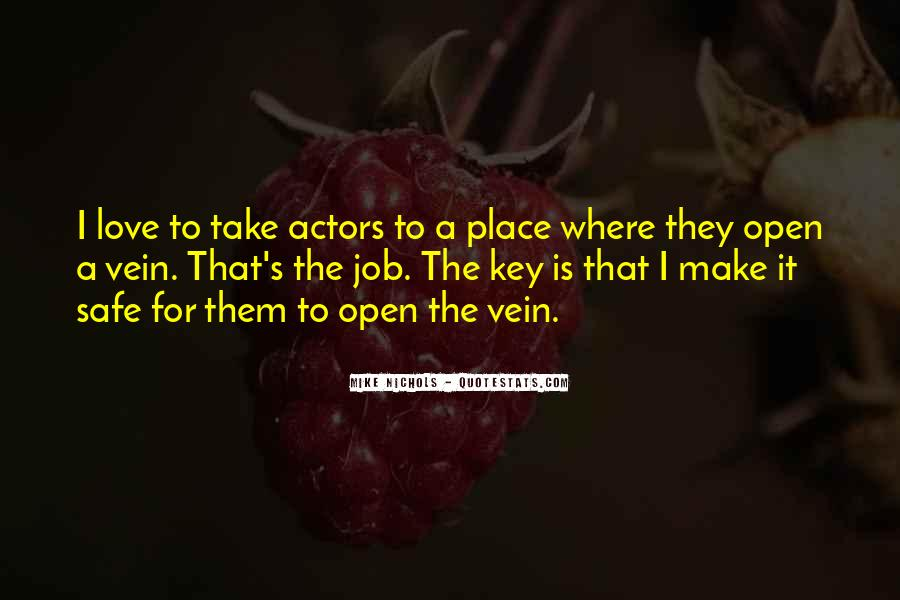 Love Is The Key Quotes #753871