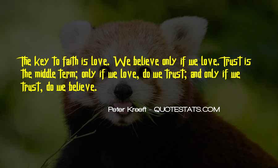 Love Is The Key Quotes #849389