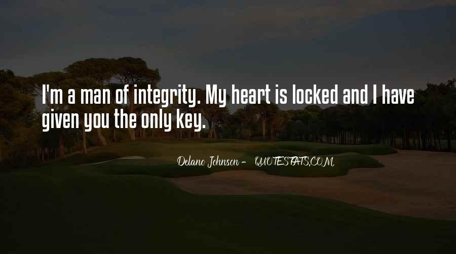 Love Is The Key Quotes #899766