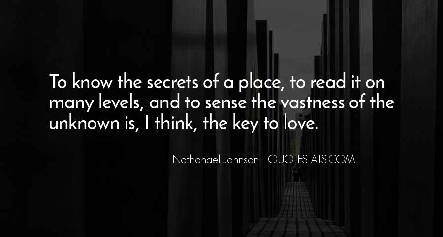 Love Is The Key Quotes #916430