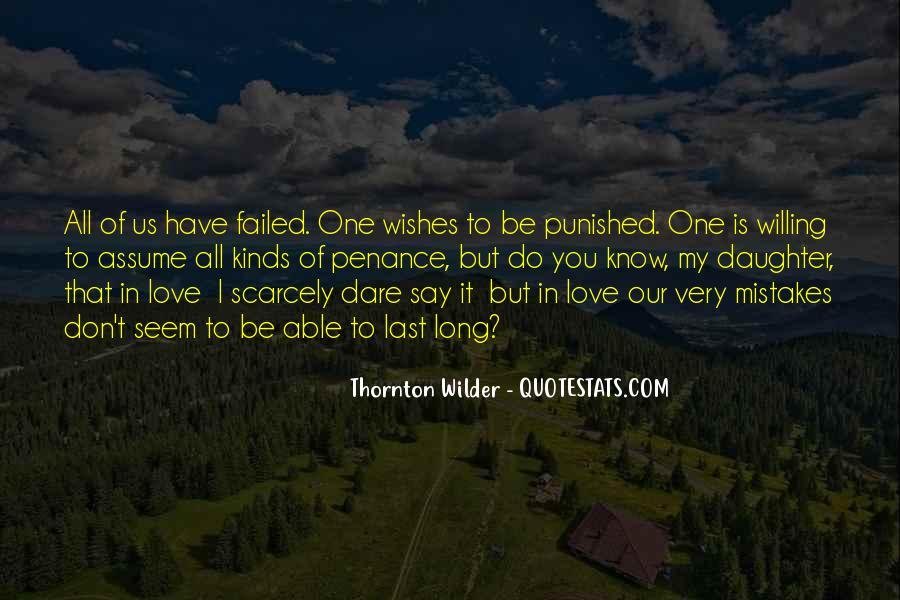 Love Isn't Fair Quotes #1519678
