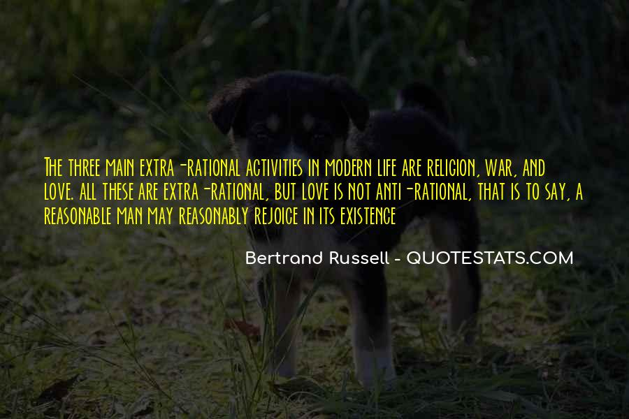 Love Isn't Rational Quotes #100379