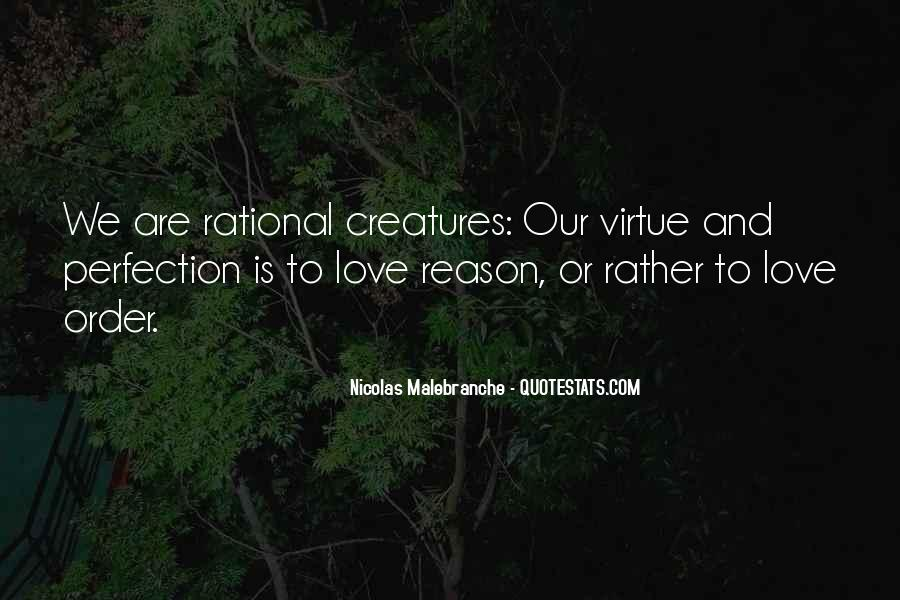 Love Isn't Rational Quotes #1021326