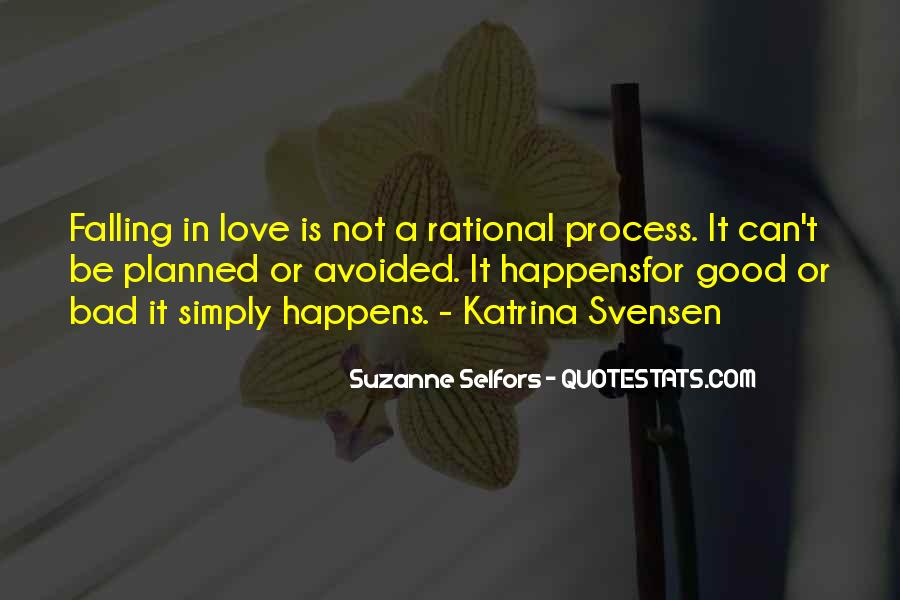 Love Isn't Rational Quotes #652903