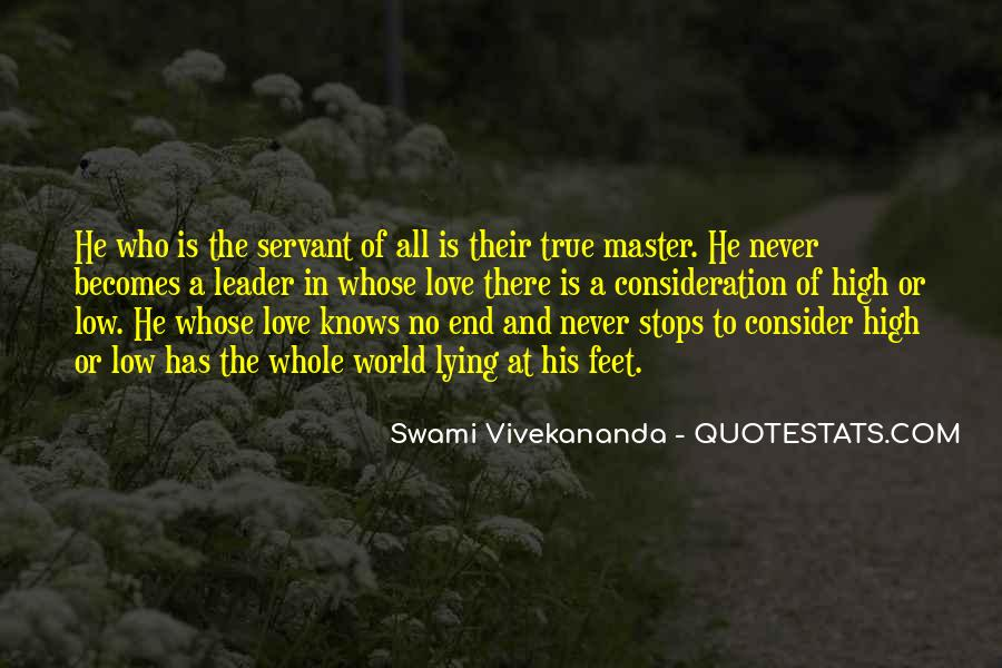 Love Knows No End Quotes #1448544