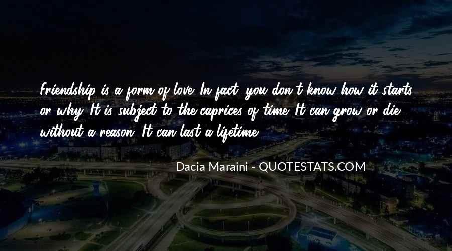 Love Lasts A Lifetime Quotes #1684826