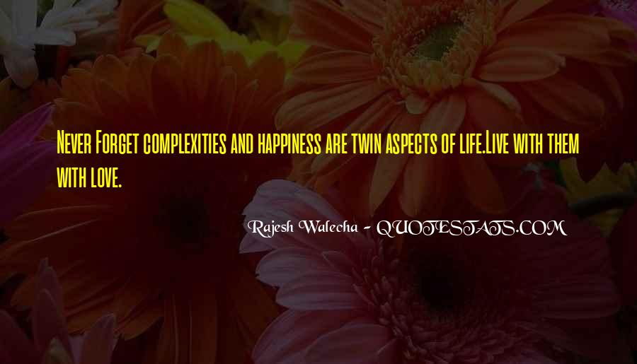 Love Life Happiness Quotes #41459