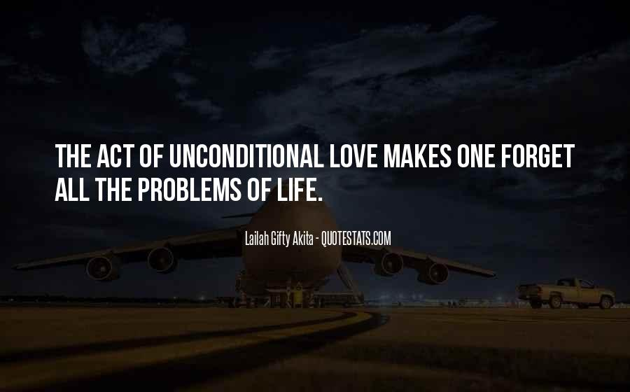 Love Life Problems Quotes #1083894