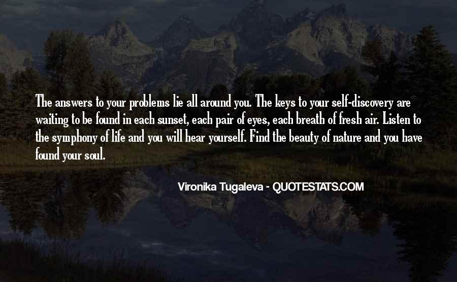 Love Life Problems Quotes #1748718