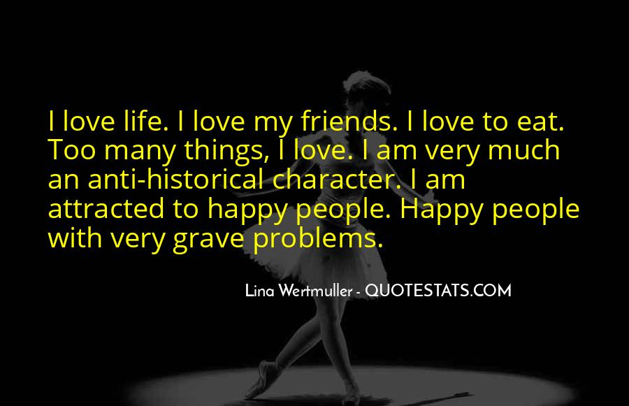 Love Life Problems Quotes #379853