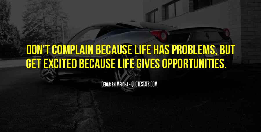 Love Life Problems Quotes #683049