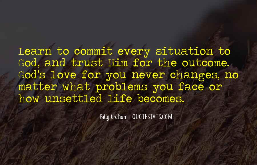 Love Life Problems Quotes #732095