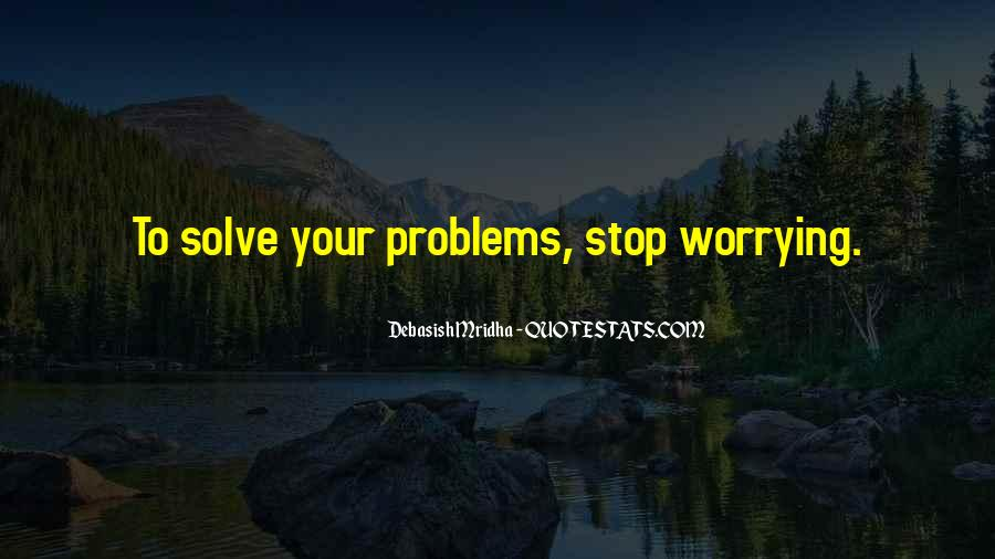 Love Life Problems Quotes #755109