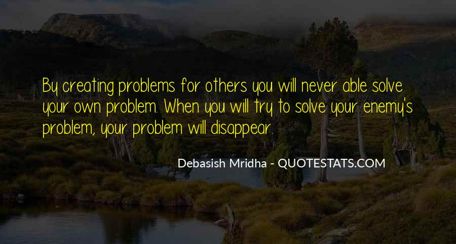 Love Life Problems Quotes #87721