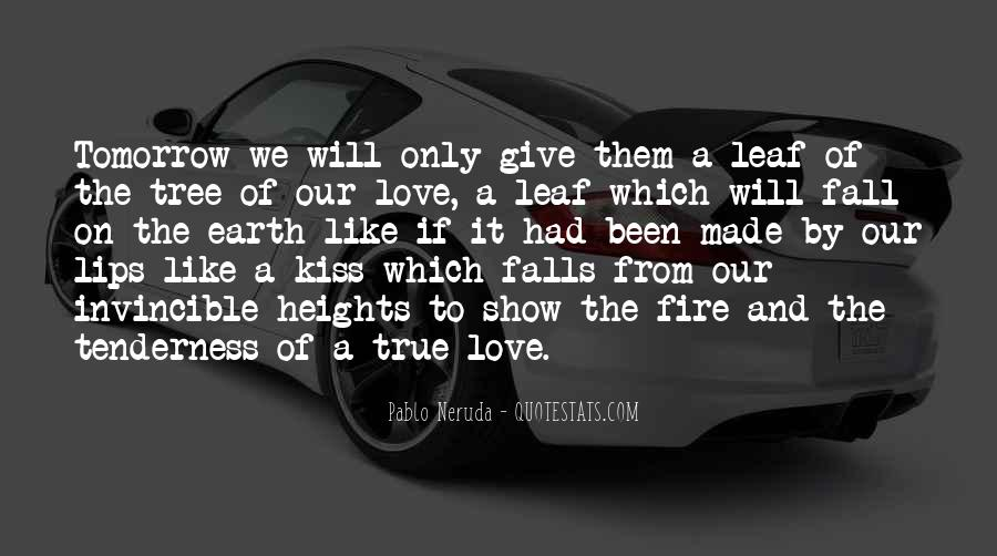 Love Like A Fire Quotes #1513561