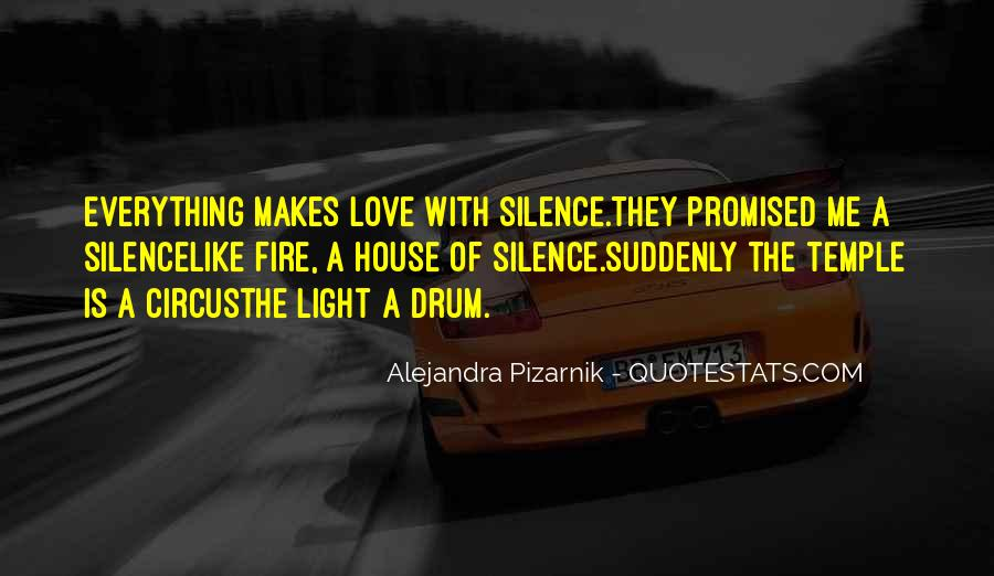 Love Like A Fire Quotes #1592200