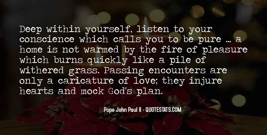 Love Like A Fire Quotes #924781