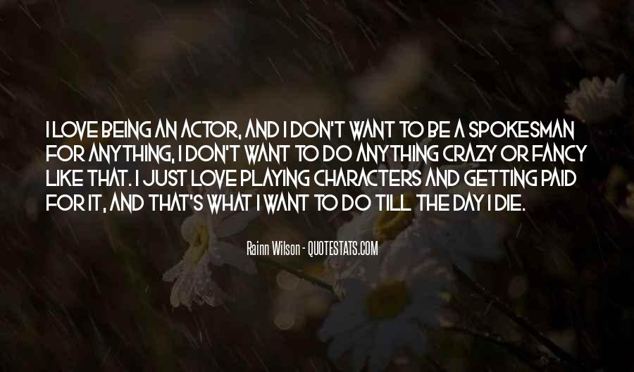 Love Like Crazy Quotes #1162223