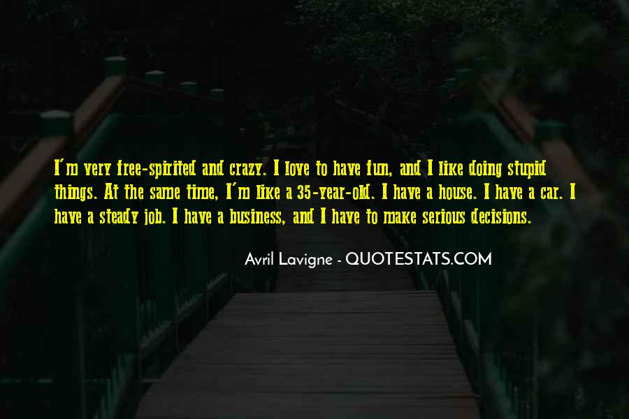 Love Like Crazy Quotes #184776