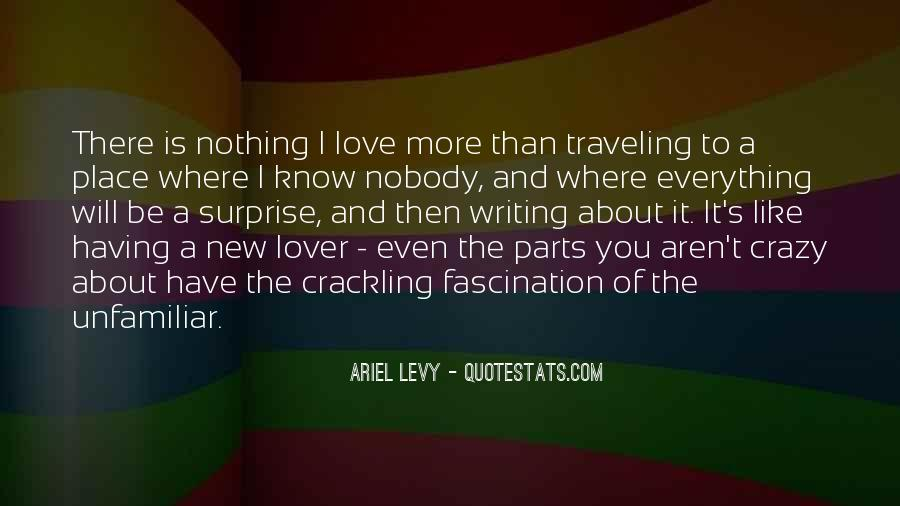 Love Like Crazy Quotes #841355