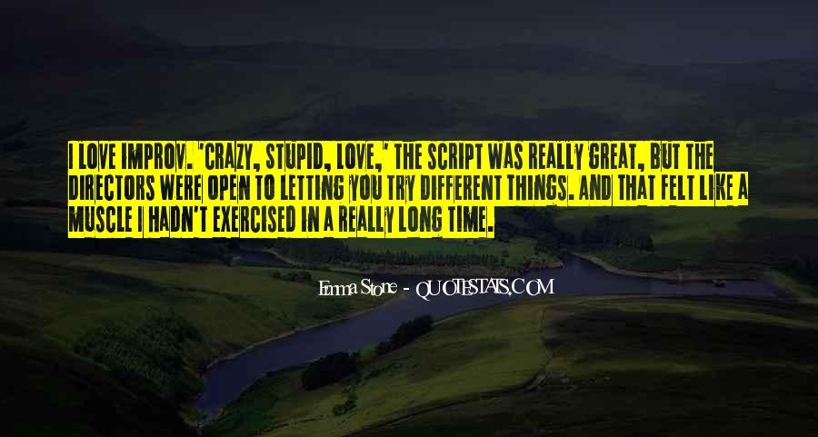 Love Like Crazy Quotes #933130