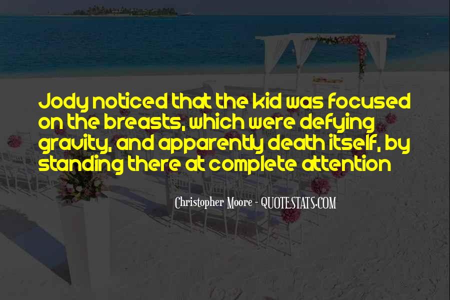Quotes About Defying Death #1190092