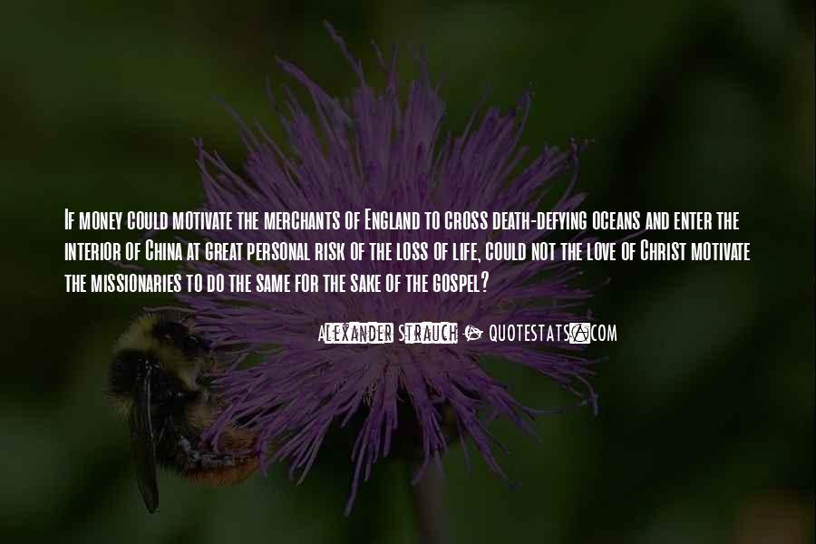 Quotes About Defying Death #1441533