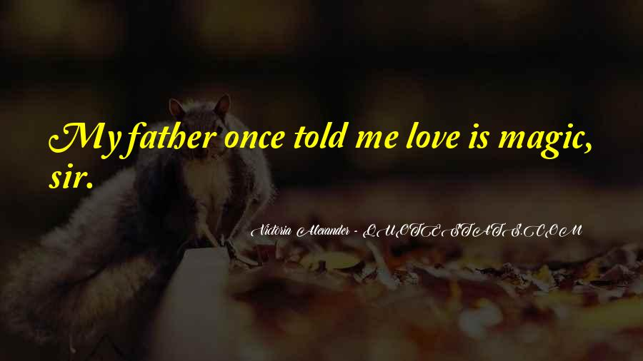 Love Me Once Quotes #242410