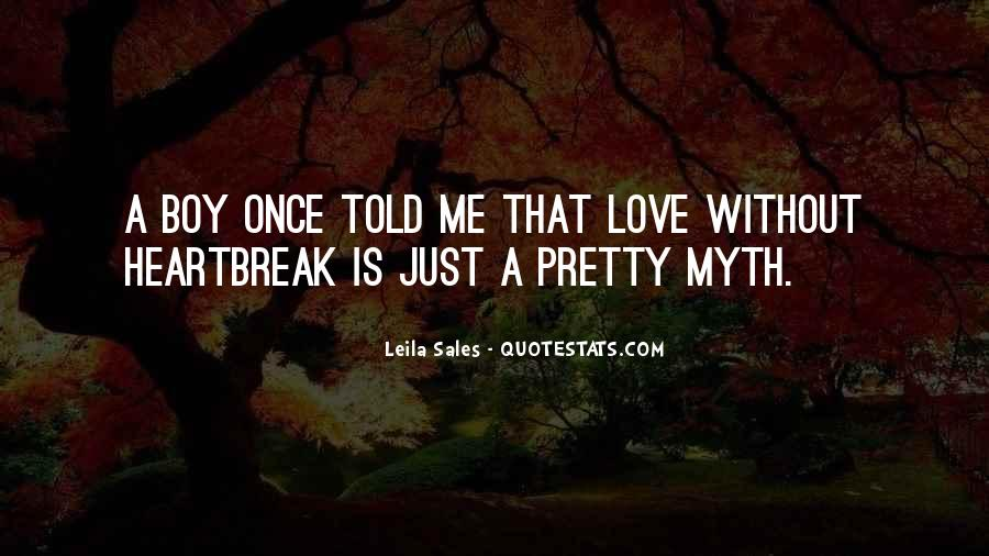 Love Me Once Quotes #511305