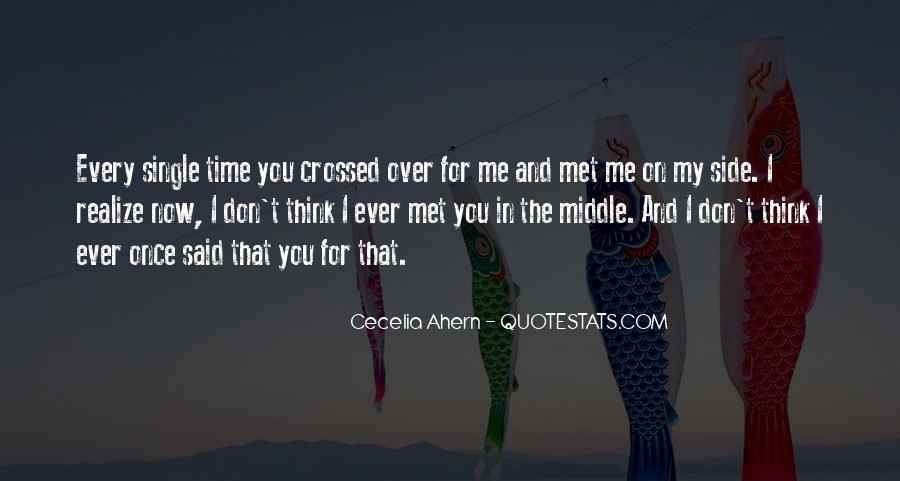 Love Me Once Quotes #97955